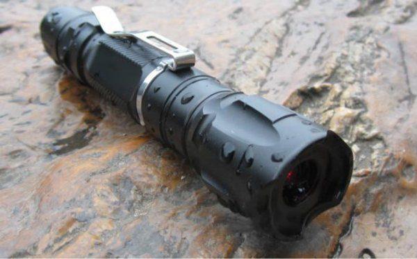 3000mW puntatore laser verde militare